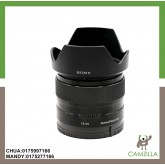 USED SONY LENS E 35mm 1:1.8 OSS
